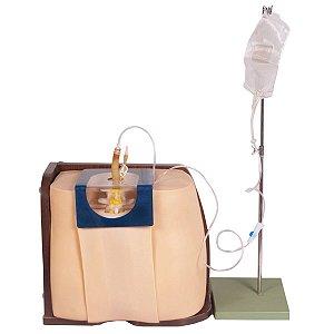 Simulador Treino de Punção e Infusão Lombar - TGD-4009-P
