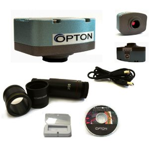 Câmera para microscópio - Digital CMOS 10 MP - TA-0124-D