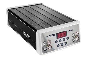 Fonte de Eletroforese com 4 saídas Bivolt - 300 V - K33-300V