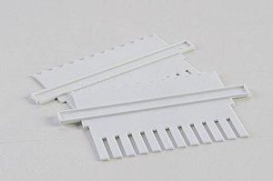 Pente para Cuba K33-10V 10 amostras 1,5 mm espessura - K34-33