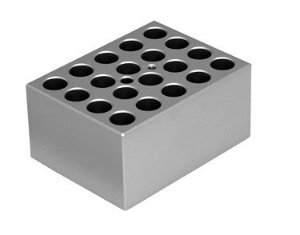 Bloco Banho Seco - 20 tubos de 13 mm - K81-SB05
