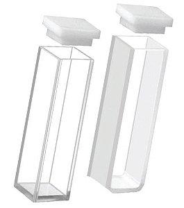 Cubeta Vidro Óptico 0,7 ml - K22-107-G