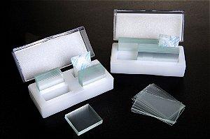Lamínula para Microscopia 24 x 50 mm - K5-2450