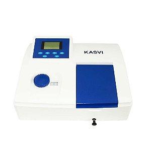 Espectrofotômetro Faixa Visível 320 ~1020 Nm. Bivolt - K37-VIS
