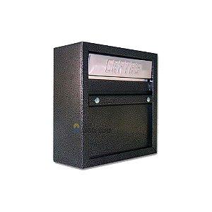 Caixa de Correspondências para Grade 23x23cm