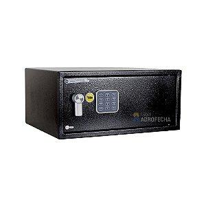 Cofre Yale Value Laptop 200x430x350mm Preto