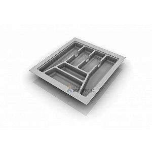 Divisor de Talheres 003 - 440x480mm - Cinza