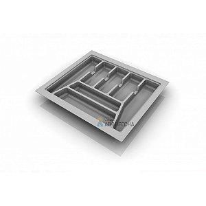 Divisor de Talheres 004 - 540x480mm - Cinza