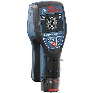 Detector de Materiais e PVC com Água Bosch D-tect 120