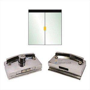 Kit 09 para Portas de Correr (Blindex)