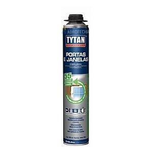 Espuma Expansiva Tytan Portas e Janelas 750ml - Para Pistola
