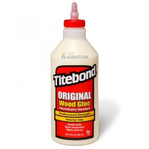 Cola para Madeira Titebond Original Wood Glue 946ml