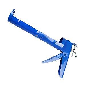 Pistola Aplicadora De Silicone Kala Azul
