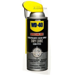Lubrificante WD-40 Specialist Dry Lube 400ml