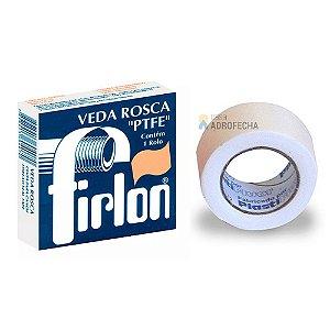 Fita Veda Rosca 12mm x 5m Firlon