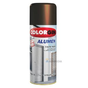 Tinta Spray Uso Geral 350ml Bronze Claro