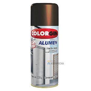 Tinta Spray Uso Geral 350ml Bronze Claro