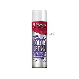 Tinta Spray Uso Geral 300ml Branco Fosco
