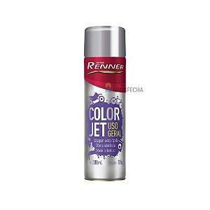 Tinta Spray Uso Geral 300ml Alumínio (para Rodas)