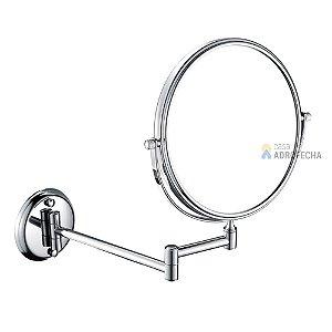 Espelho Flexível de Parede EF-L-8 Italy Line Cromado