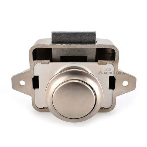 Fecho de Sobrepor Push-Lock 211.61.606 Hafele