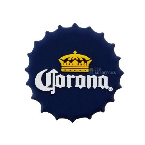 Puxador Beer PVC Corona 40mm