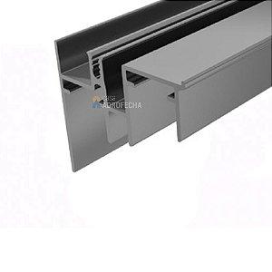 Trilho Inferior Perfillo Anodizado RM 007 (Para Kit SS 200)