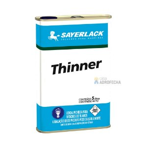 Thinner Especial 4280 5L Sayerlack