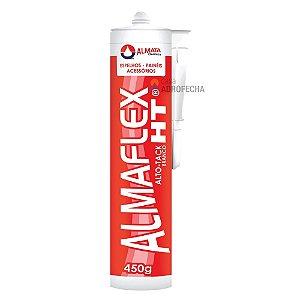 Adesivo Almaflex HT 400 Cola Espelhos 450g Branco