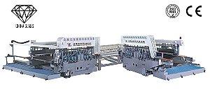 Máquina para lapidação bilateral Chinesa China Glass - Bilateral mais robusta do mercado