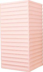 Arandela de Alumínio - 12x25x12cm - Branca