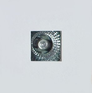 Spot Embutir Mini Dicróica Quadrado D&D EM-388