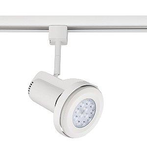 Spot PAR30 Branco para Trilho Eletrificado Branco Stella SD1070BR