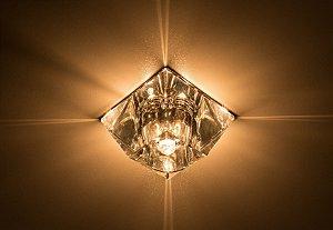 Semi Embutido de Cristal Transparente 7X10X5cm D&D EM-8039-1