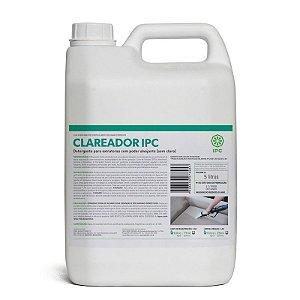 CLAREADOR IPC - Detergente para extratoras com poder alvejante (sem cloro) - 5 litros (antigo Clareador Soteco)