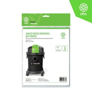 SBNFILTRODECO - Filtro Descartável Ecoclean 3 unidades