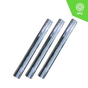 CASP0073 - Kit Tubos retos alumínio D36 aspirador Ecoclean