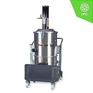 PLANET PNEUMÁTICO WD - Aspirador industrial movido a ar comprimido