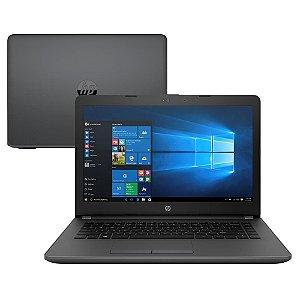 Notebook Hp 246 G6 I3-7020u 4gb 500gb 14'' Win 10 Home Sl