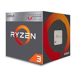 Processador Amd Ryzen 3 3200g 3.6g Cache 6mb