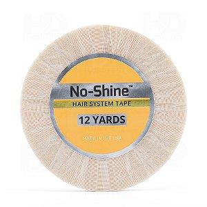 Walker No-Shine Fita Adesiva Transparente Dupla face forte