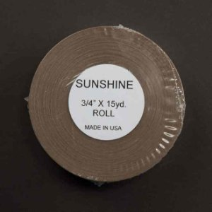 Sunshine Fita Adesiva Rolo para Prótese capilar - Não deixa Resíduos