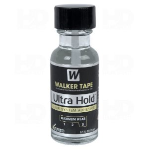"Cola Ultra Hold 15 ml Walker Tape para prótese capilar ""Muito Forte"""