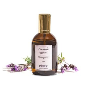 Spray de Ambiente com Óleo Essencial (Lavanda) 100ml