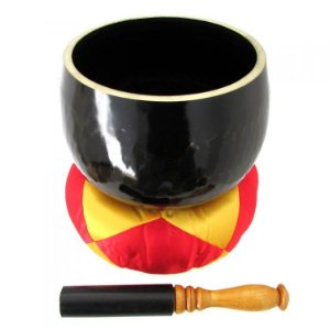 Orin Sino Tibetano Grande com Almofada (21cm)