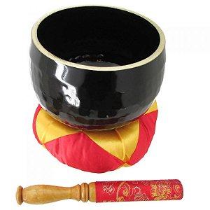 Orin Sino Tibetano Médio com Almofada (18cm)