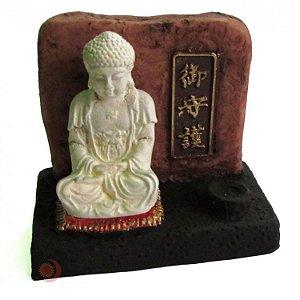 Incensário Buda Zen da Proteção (7cm)