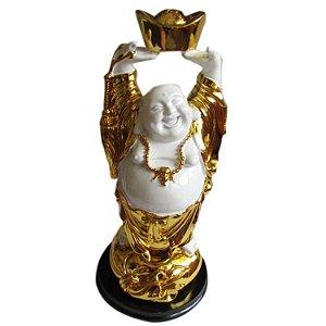 Buda da Alegria em Pé (18cm)
