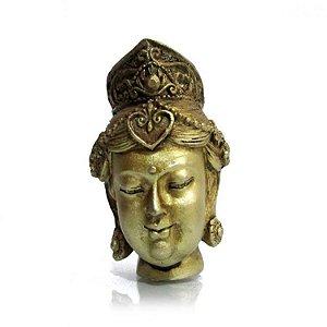 Mini Cabeça de Buda (5cm)