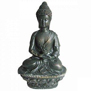 Buda em Posição de Lótus (19cm)